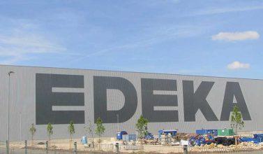 EDEKA, Landsberg ExtruPol Dachabdichtung, 27.000 qm