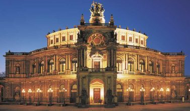 Semper Oper Dresden, ExtruBit Dachabdichtung, 1.800 qm