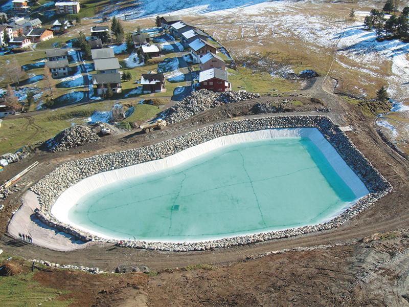 Schedetal Wasserbau